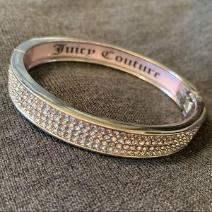 Juicy Couture Bangle/ cuff bracelet